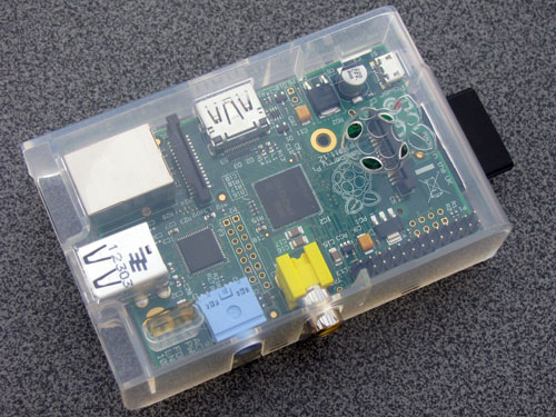 OpenHAB 2 on a Raspberry Pi